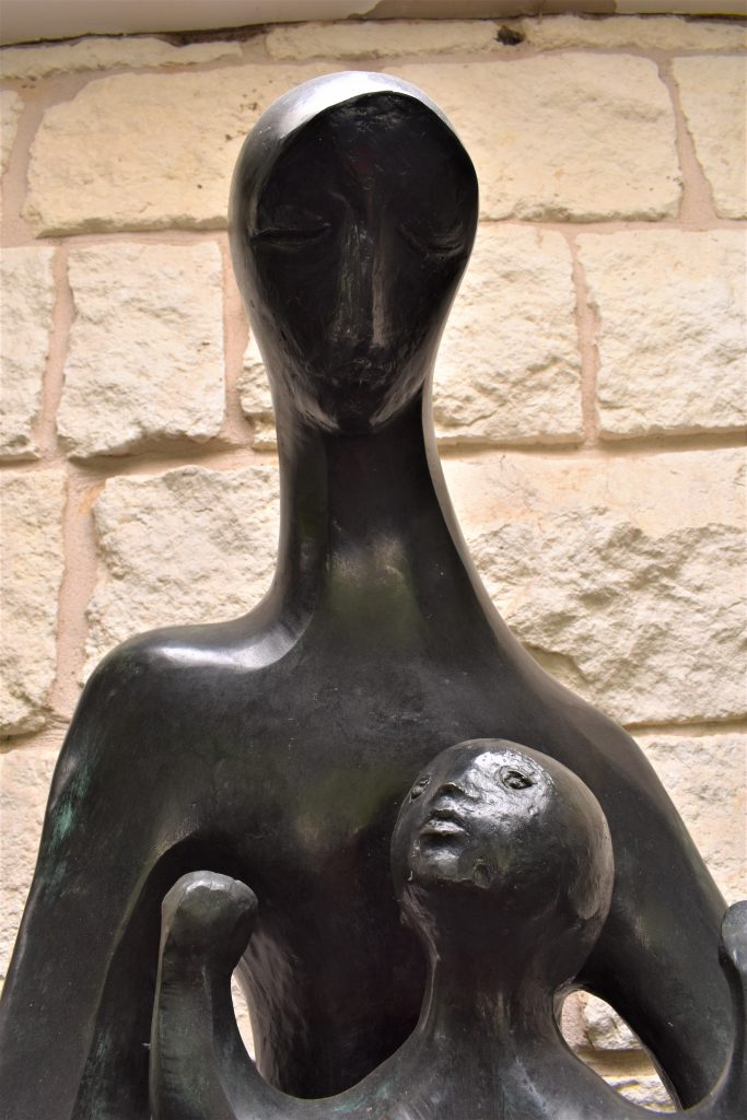 Madonna and Child by Charles Umlauf