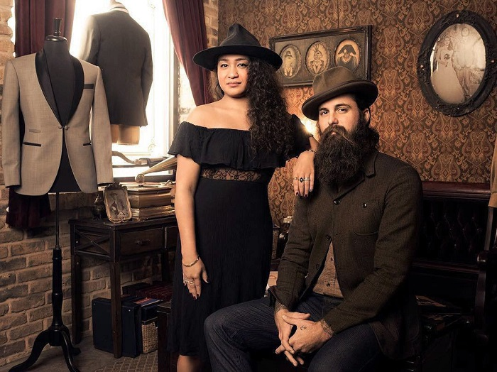 Prohibition-era menswear at Bykowski Tailor & Garb