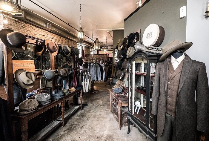 Local Menswear Clothing Stores in Austin