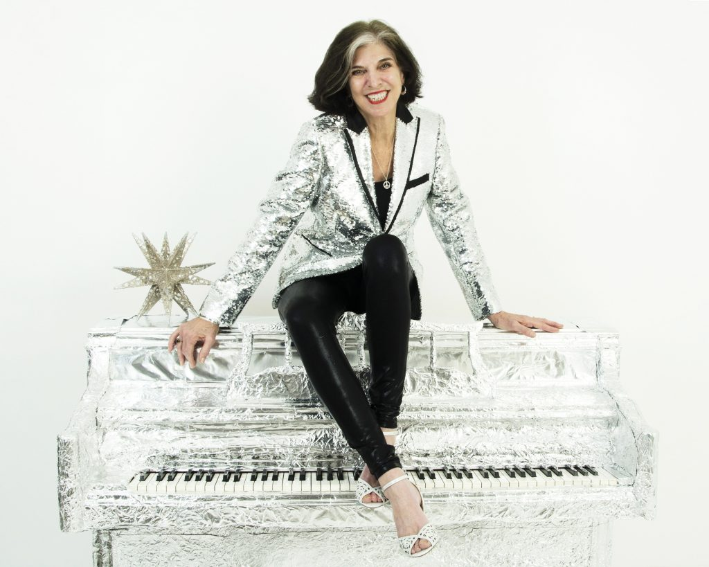 Marcia Ball Performs Swan Songs Serenade