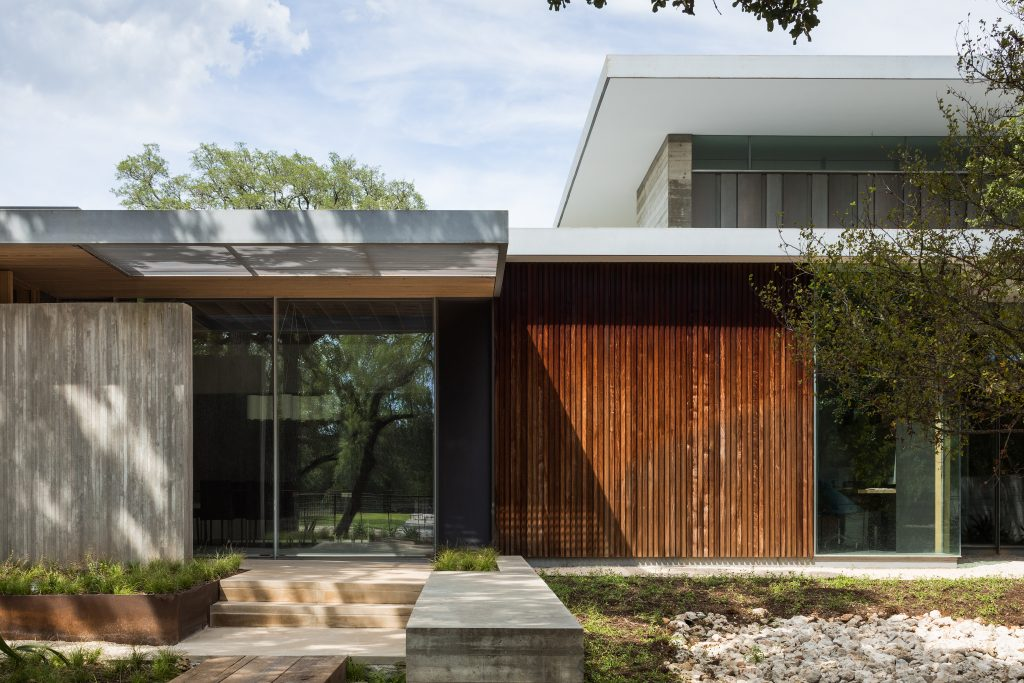 Cuernavaca Residence on 2019 AIA Austin Homes Tour