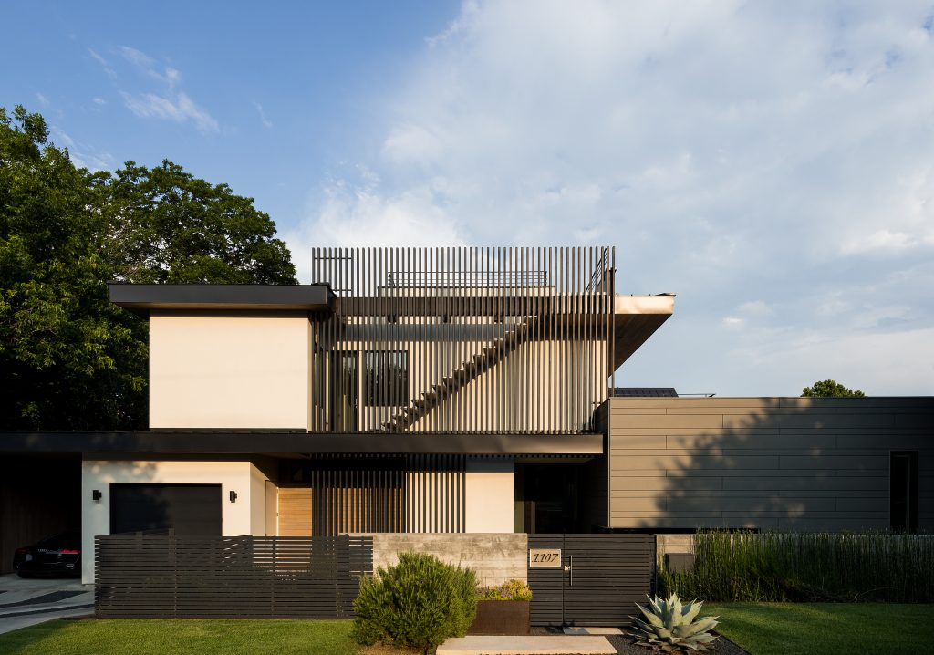 007 House by Dick Clark + Associates in Austin
