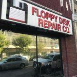 Floppy Disk Repair Co. Speakeasy in Austin