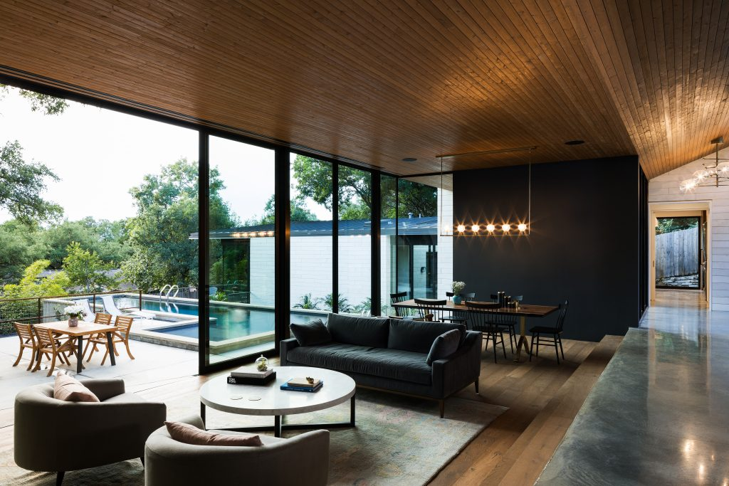 Michael Street House by Ravel Architecture in Austin