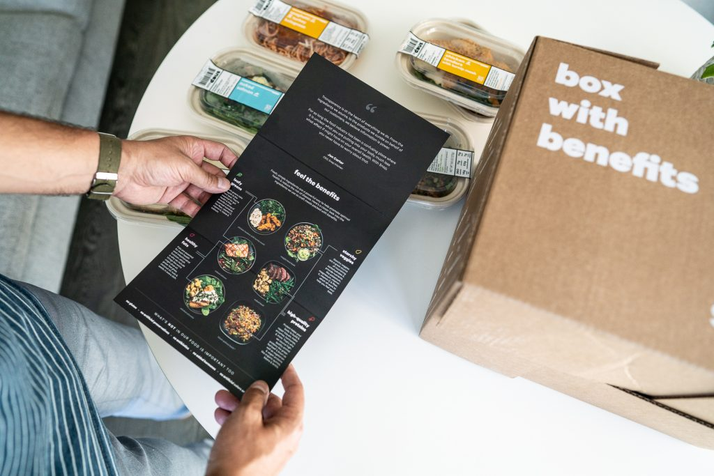 Snap Kitchen Meal Delivery Austin