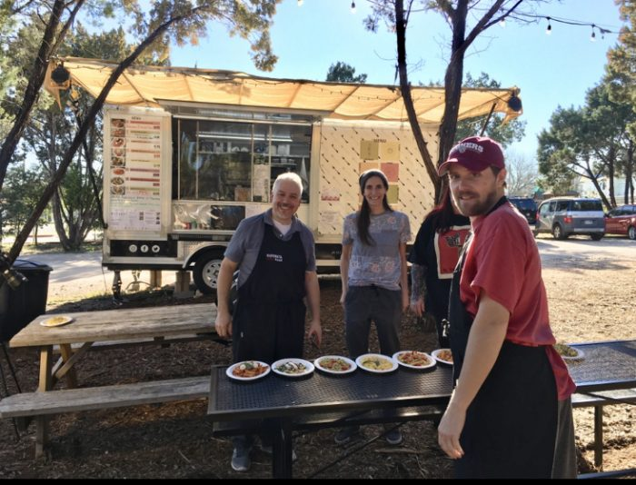 Artipasta at The Thicket Food Truck Park