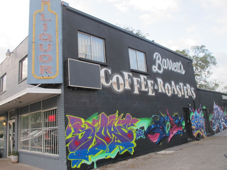 Barrett's Coffee Roasters is a hub for community in north Austin