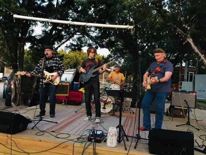 The Cat Wranglers Band at The Thicket Austin