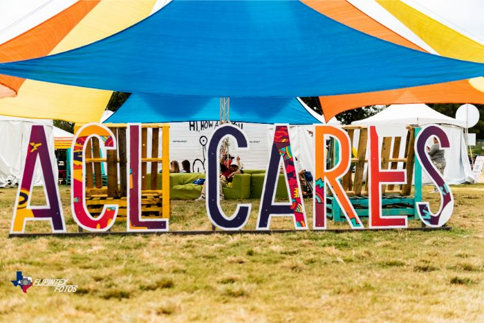 ACL Cares at ACL Music Fest 2019