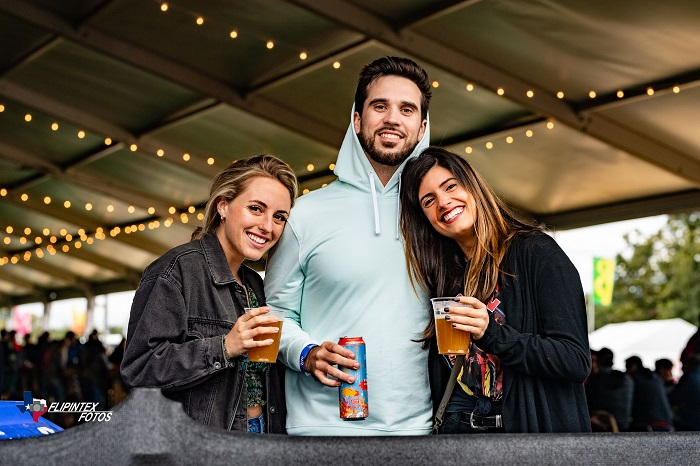 Craft Beer Tent at Austin City Limits Music Festival 2019
