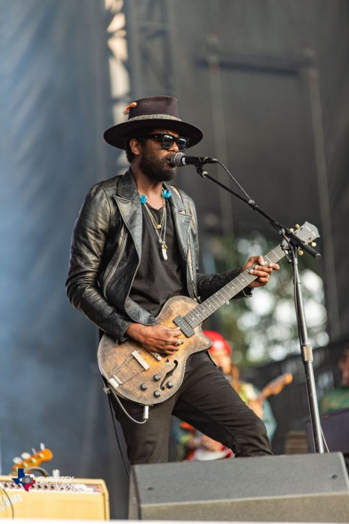 Gary Clark Jr at Austin City Limits Music Festival 2019