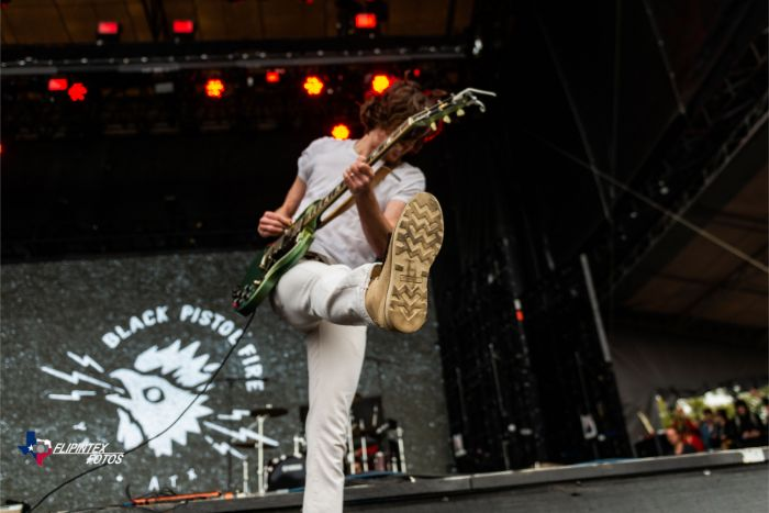 Black Pistol Fire ACL Music Festival 2019