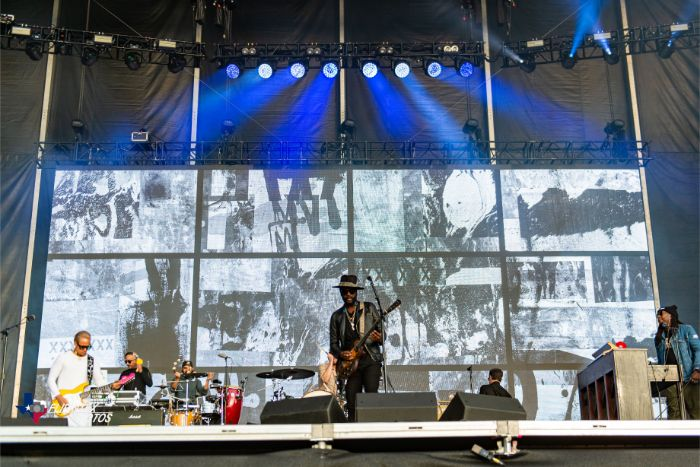 Gary Clark Jr ACL Music Fest 2019