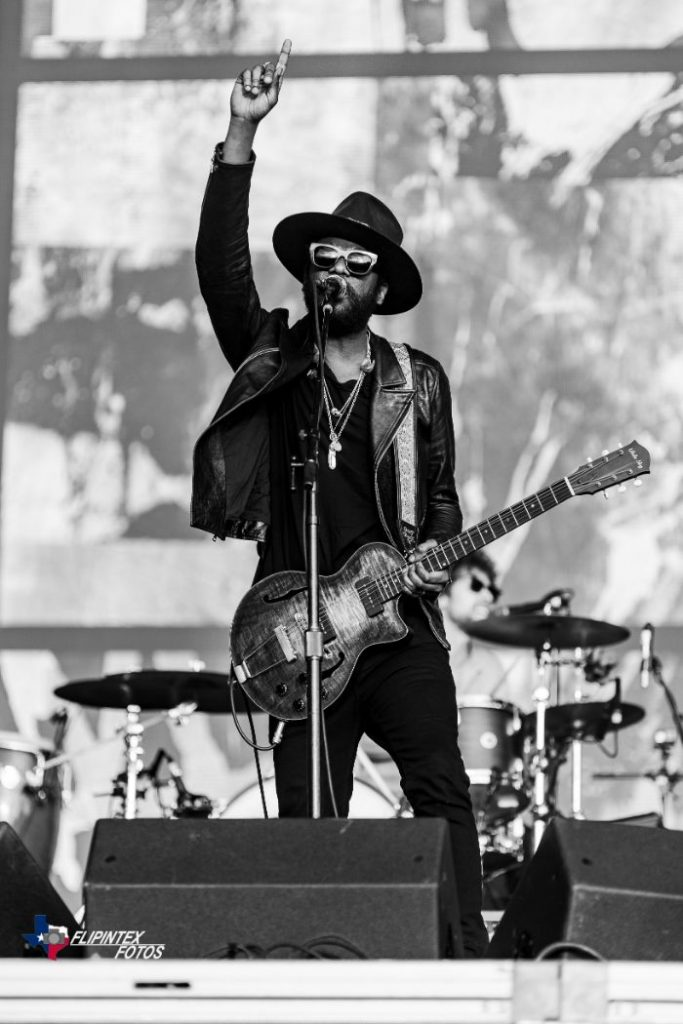 Gary Clark Jr at ACL Music Festival 2019