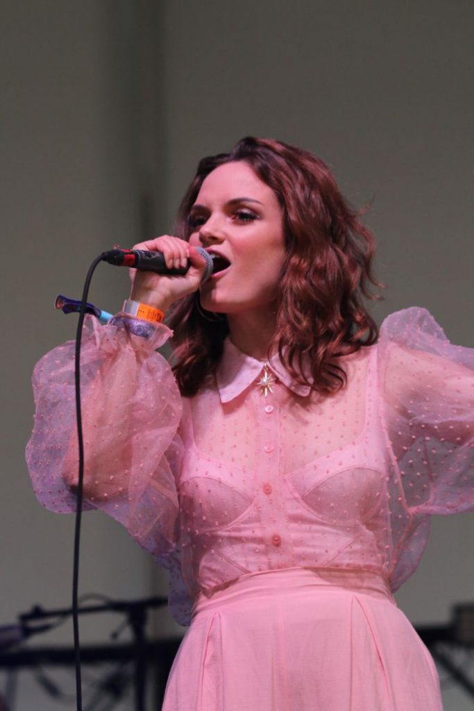 Jane Ellen Bryant at ACL Music Festival 2019