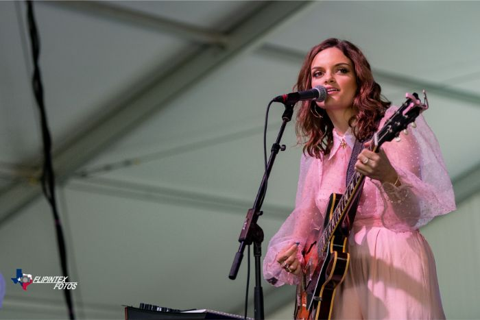 Jane Ellen Bryant at Austin City Limits Music Festival 2019