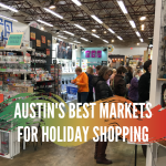 Austin's Best Markets for Holiday Shopping