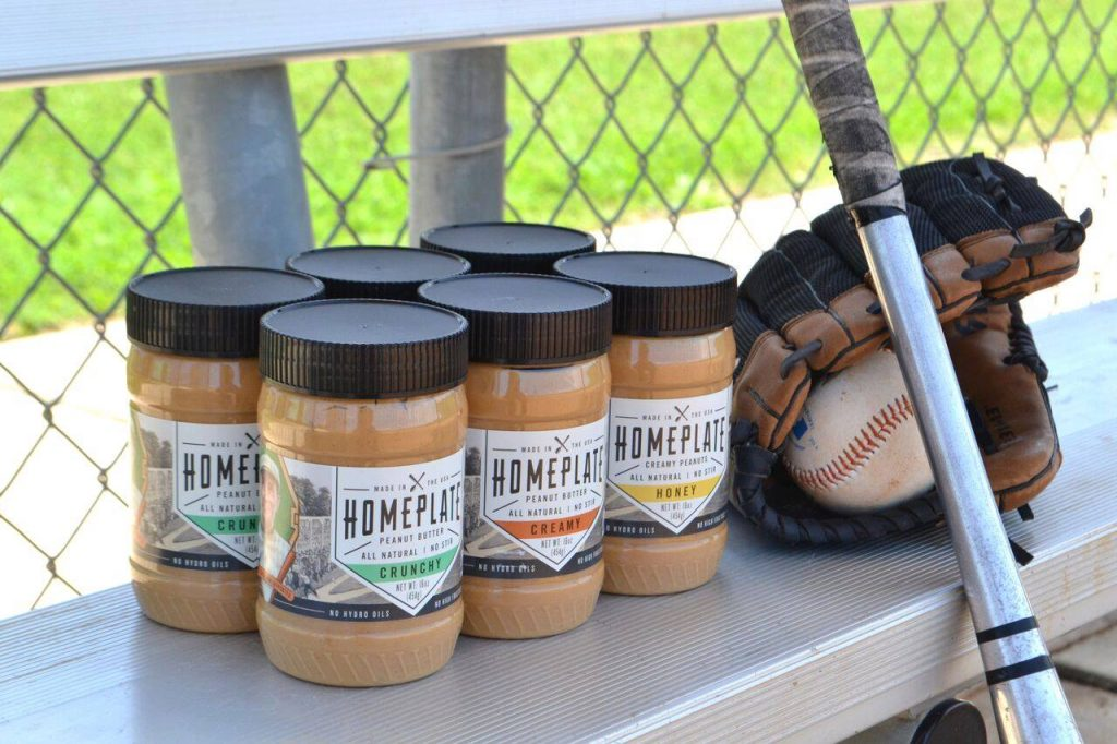 Homeplate Peanut Butter Made in Austin