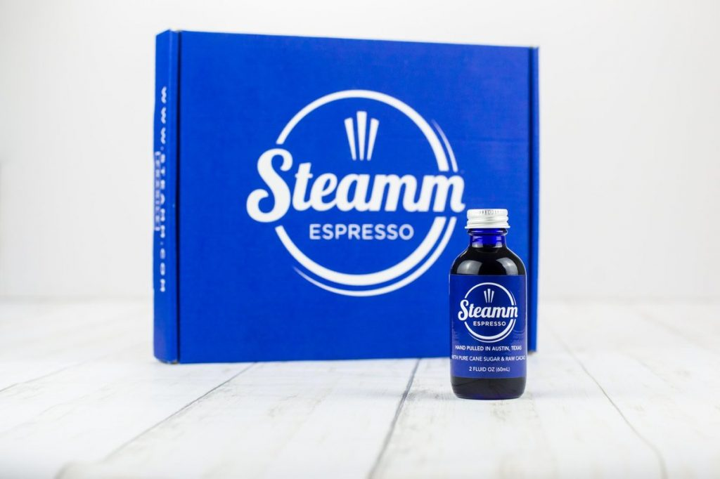 Steamm Espresso from Austin, TX