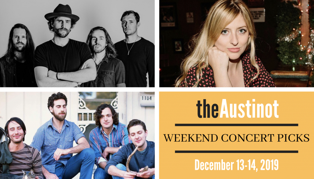 Austinot Weekend Concert Picks Dec 12 2019