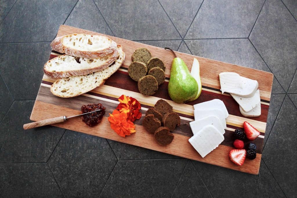 Plant-based Rebel Cheese Boards in Austin