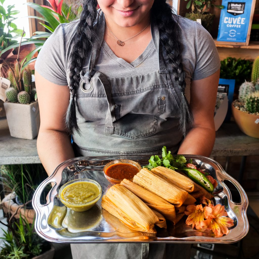 Tamales to Go From Walton's Fancy and Staple in Austin