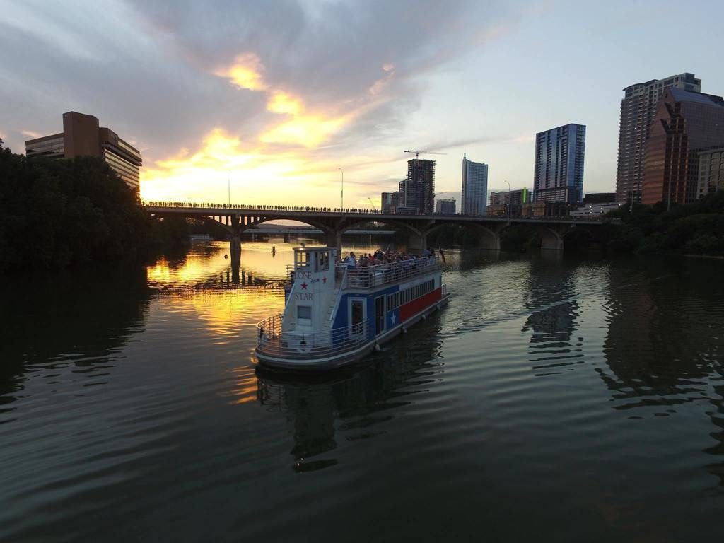 Lone Star Riverboat Cruise on Lady Bird Lake