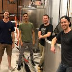 Nomadic Beerworks and Central District Brewing Collaboration