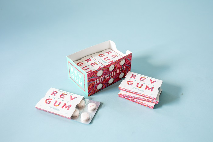 Rev Gum Peppermint Flavor