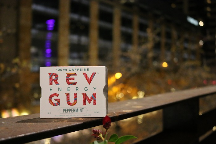 Rev Gum for Energy