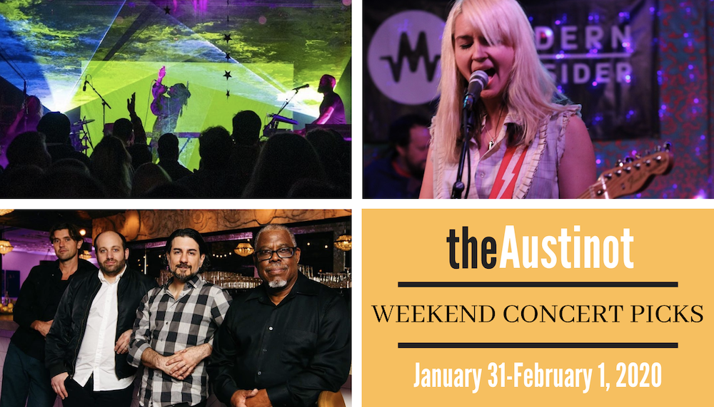 Austinot Weekend Concert Picks February 7