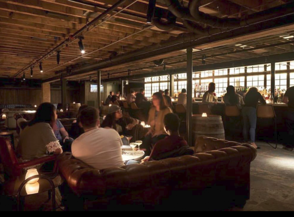 DuMont's Down Low Speakeasy in Downtown Austin
