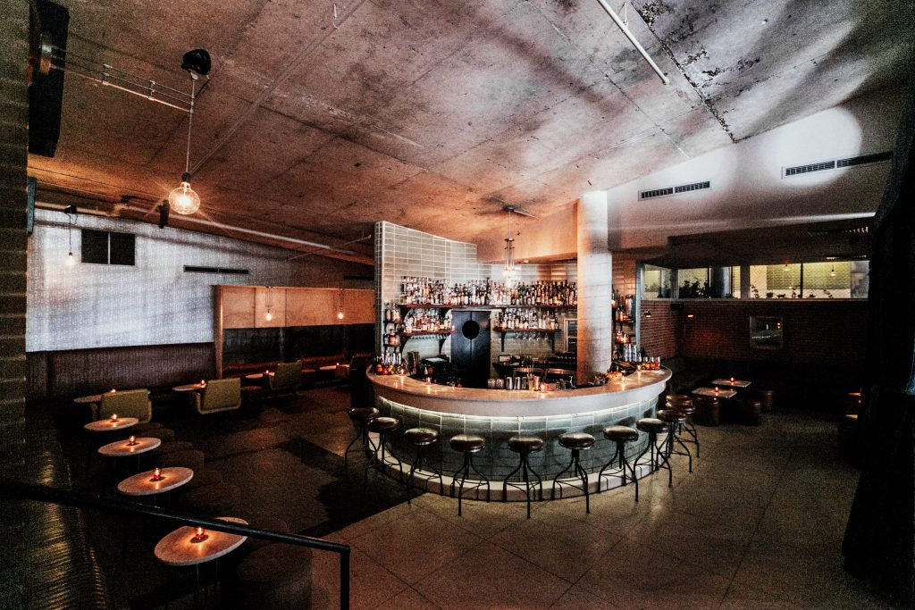 Garage Speakeasy in Downtown Austin