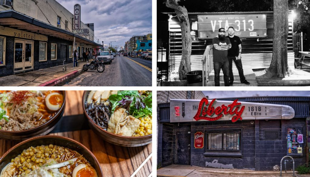 Guide to Austin's East Sixth