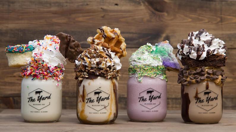 Yard Milkshakes